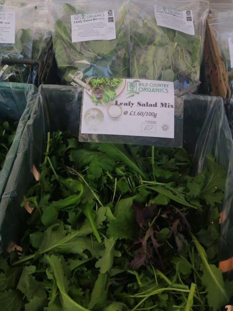 Leafy Salad Mix