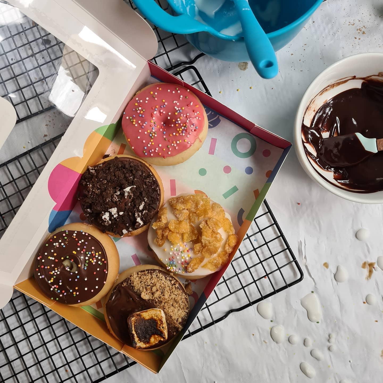 Borough22 doughnuts