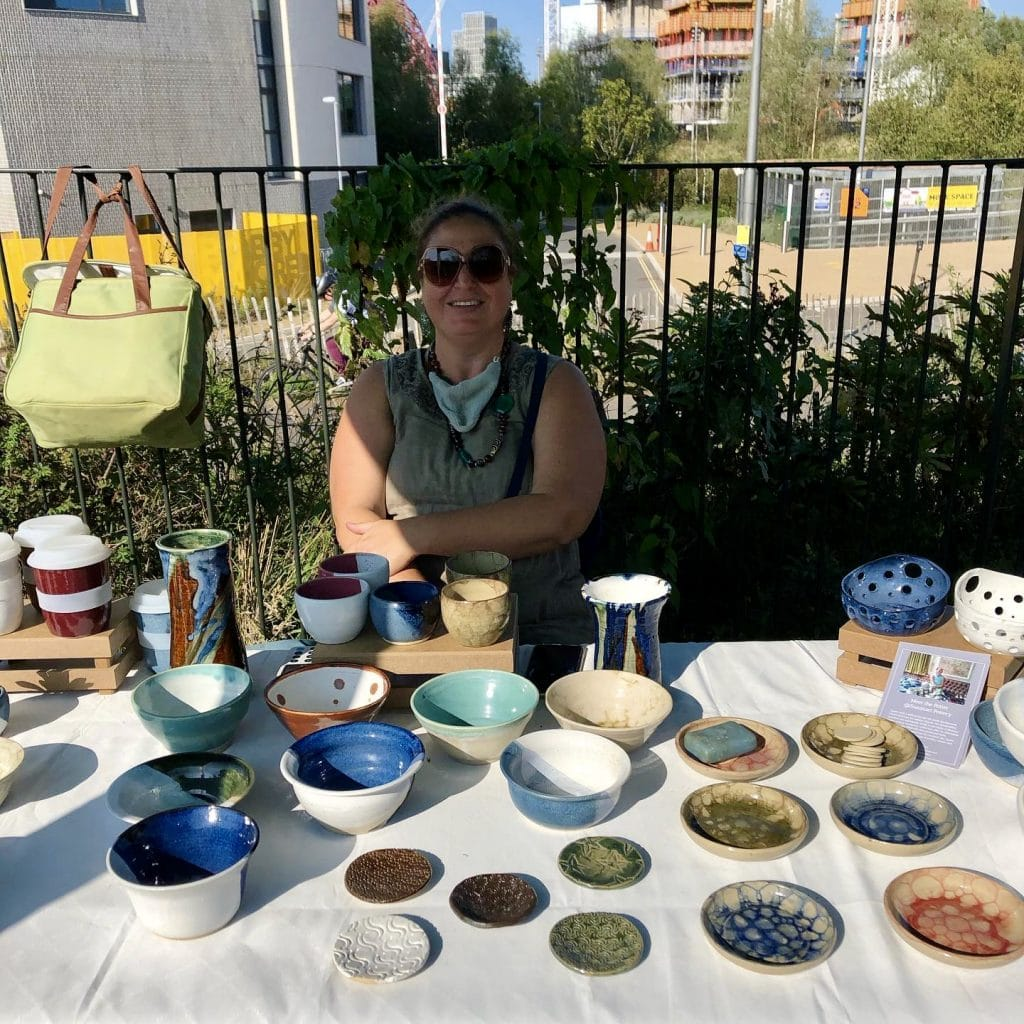 Pottery by Suzan