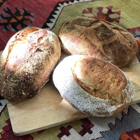 Breads by Sumeria Bakehouse