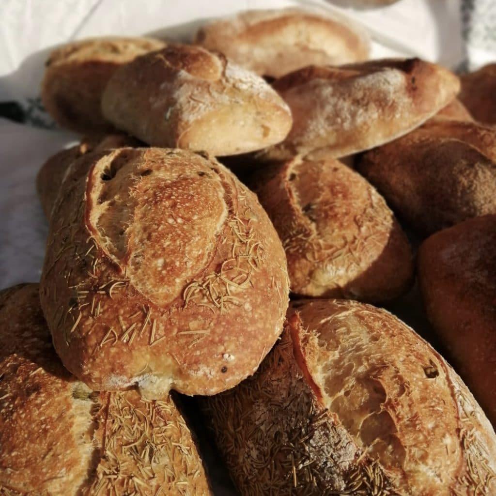 Sourdough bread by Sumeria Bakehouse