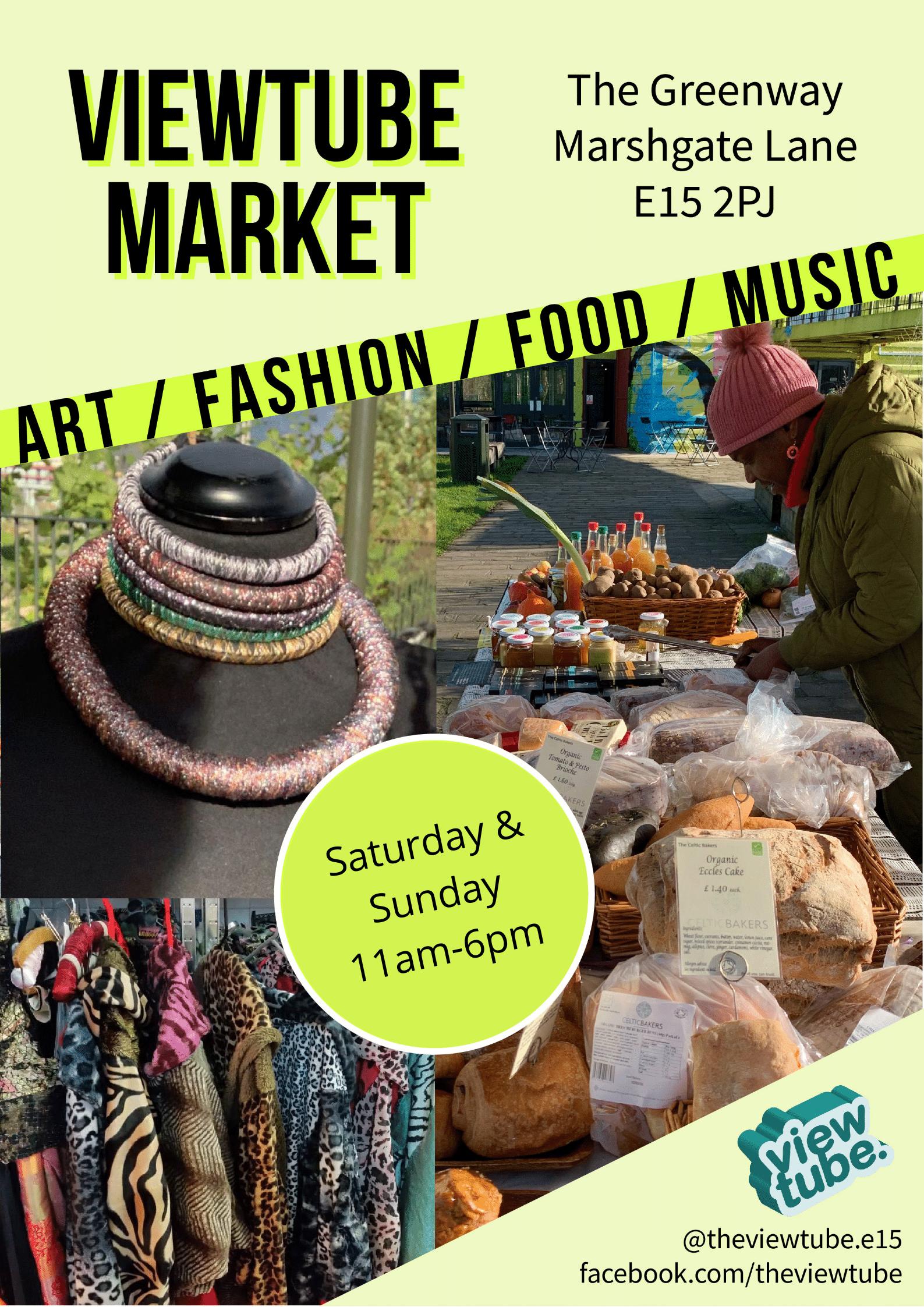 viewtube market flyer